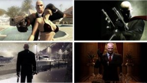 Богатый арсенал Агента 47 в Hitman: Absolution