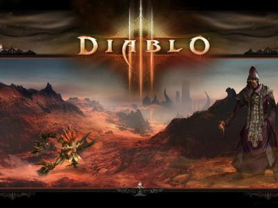 Diablo 3 - ����� ����������� ���� � ����������� ������