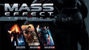 Ролик Mass Effect Trilogy