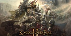 Kingdom Under Fire II скриншоты Spellsword и Gunslider