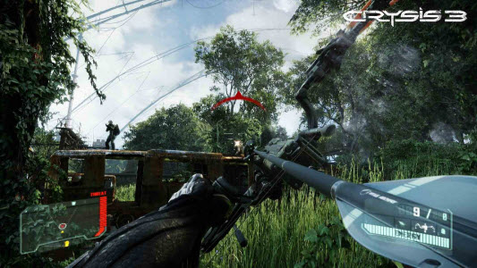 Crysis 3 - ���������� ������� ������ Fields