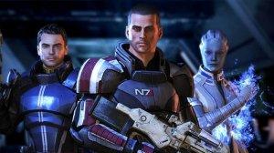 Mass Effect 3. Обзор игры
