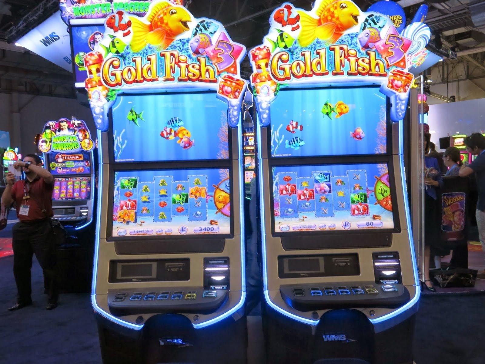 X casino for Fish slot machine