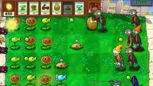 Plants vs. Zombies. Braaaaaaaaainz!!!!!!